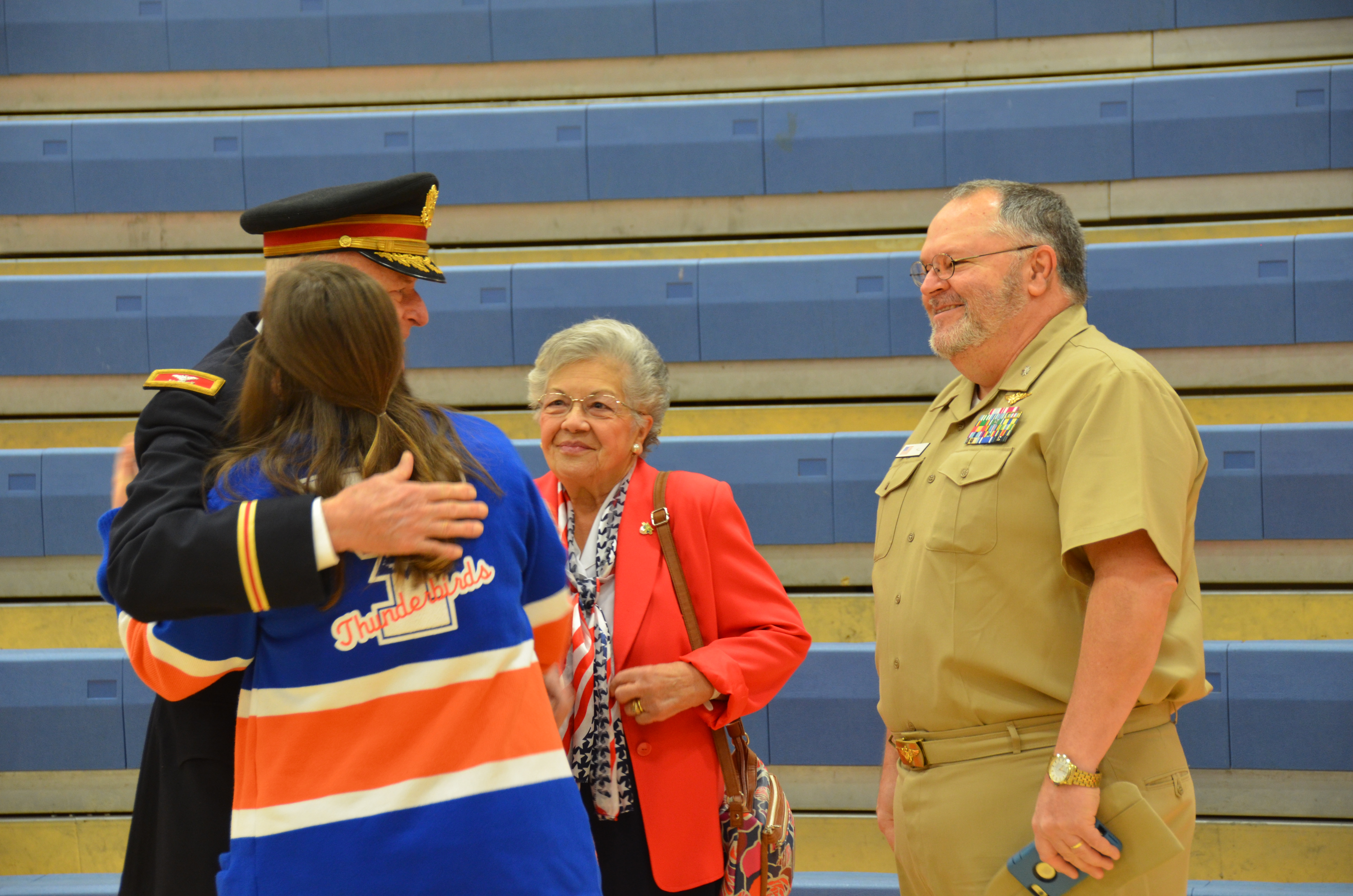 Veterans' Day Assembly 10th Anniversary