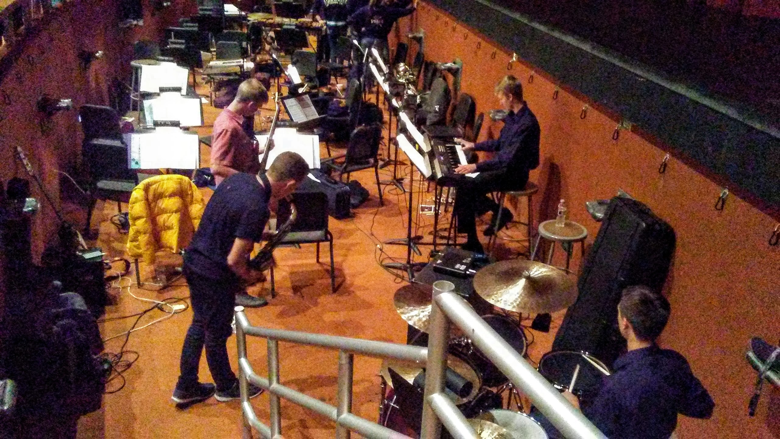 Pit Orchestra: Joseph's Unsung Heroes