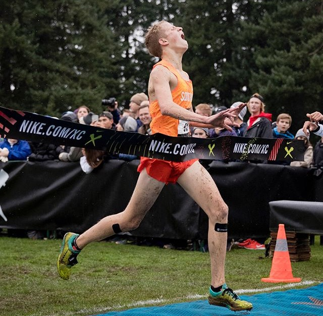 new arrival 22cb8 b0fef Timpview's Own Aidan Troutner Wins it All at Nike Cross ...