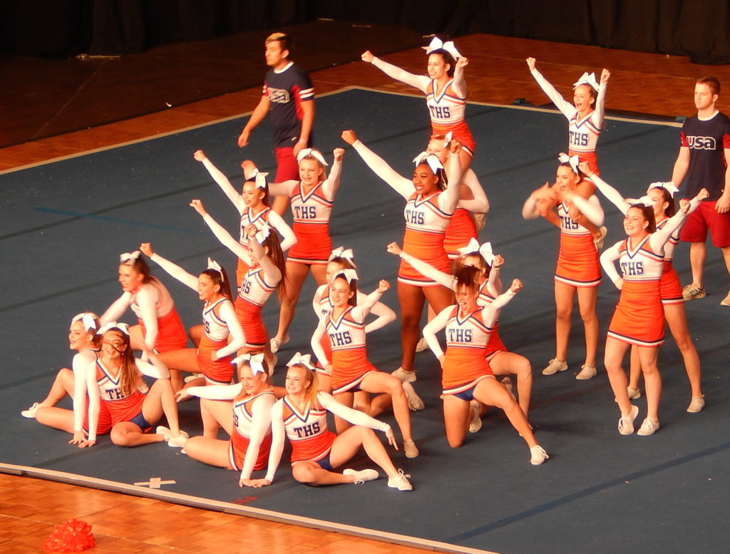 CHEER Goes to NATIONALS