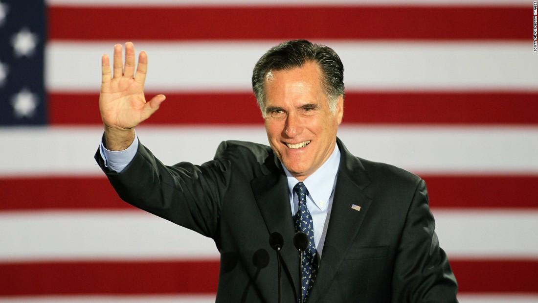 The Return of Romney