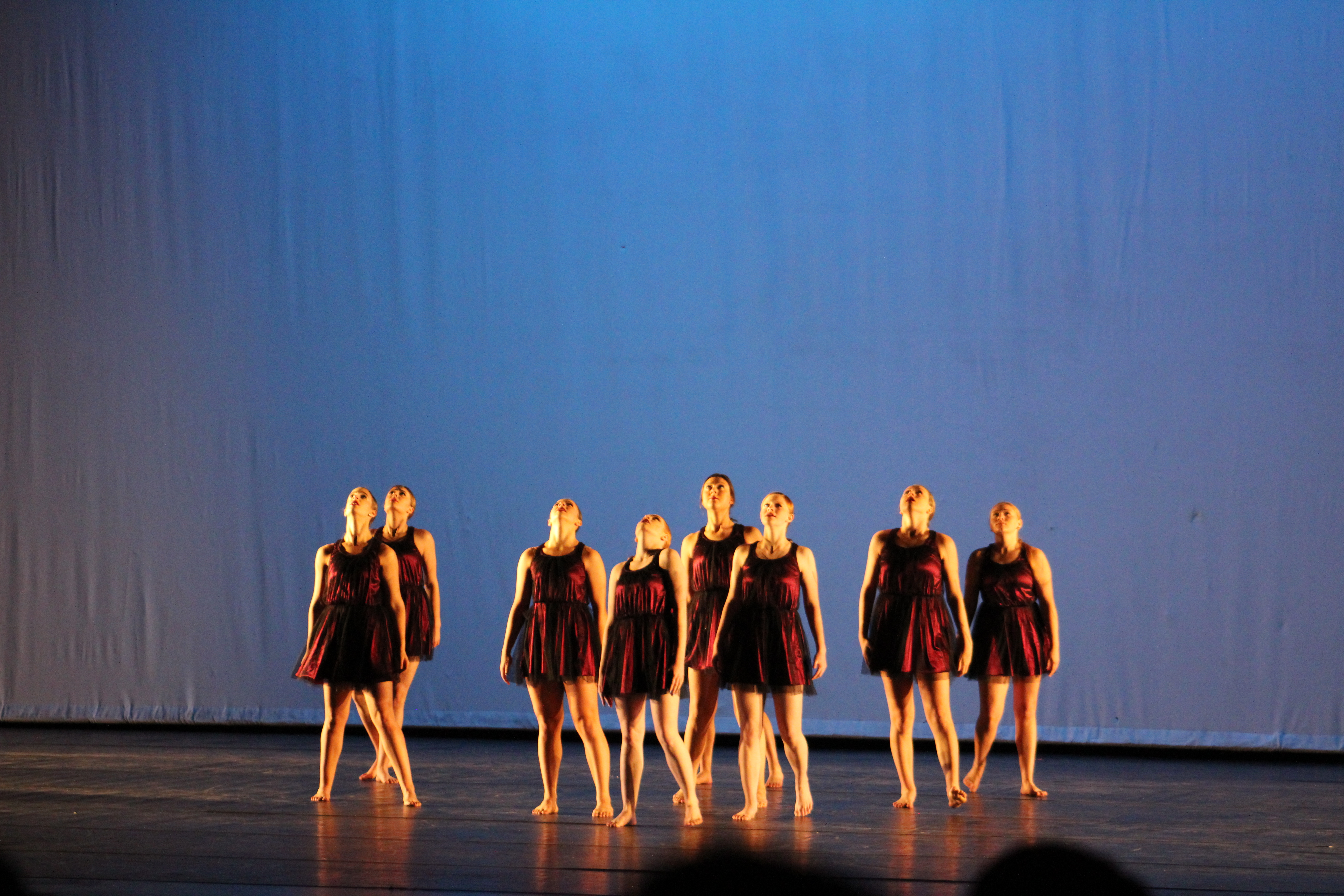 Timpview Dance Performs Memorable and Meaningful End-of-Year Concert
