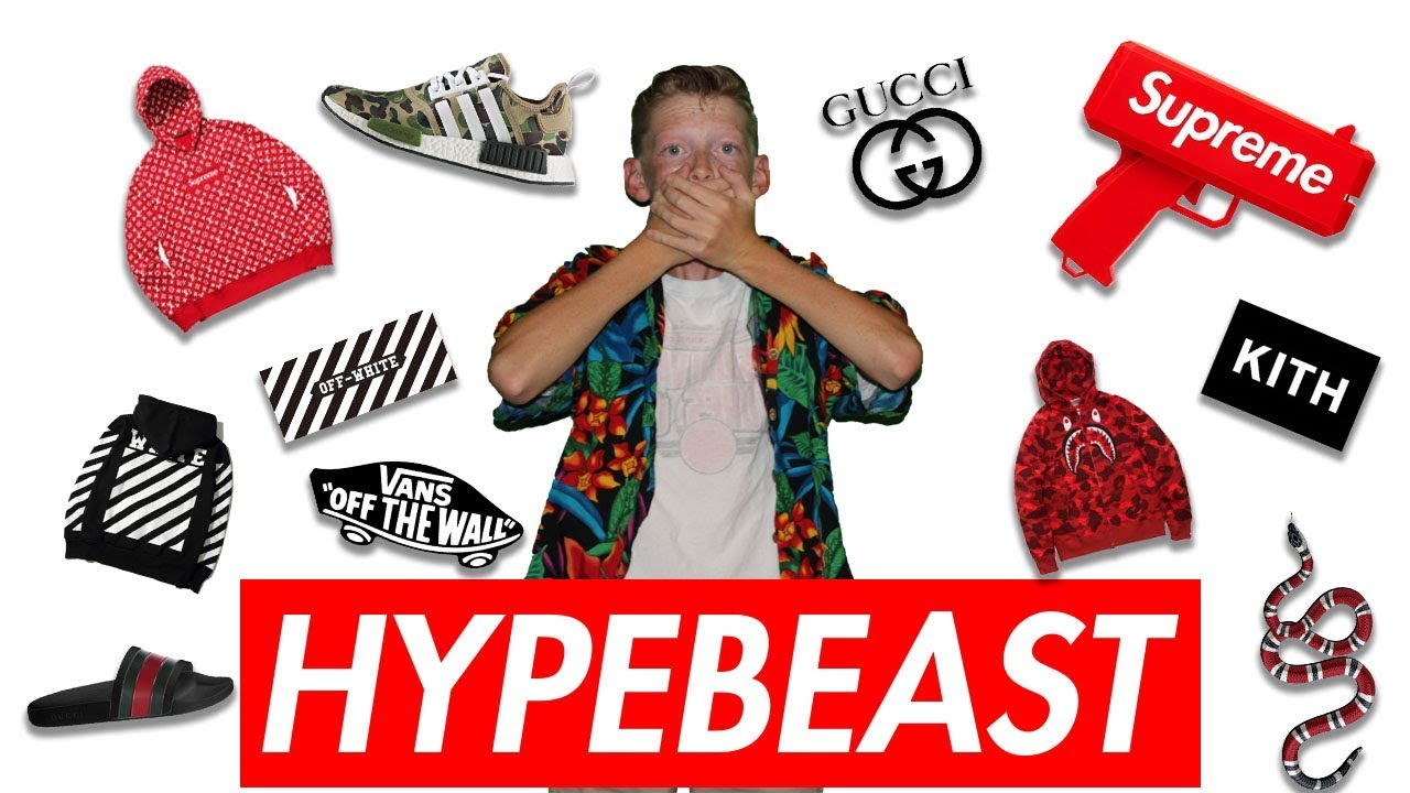 Homo Sapien: Hypebeast