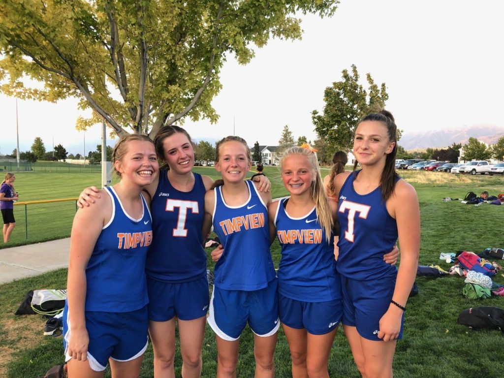 Timpview XC strides into the season