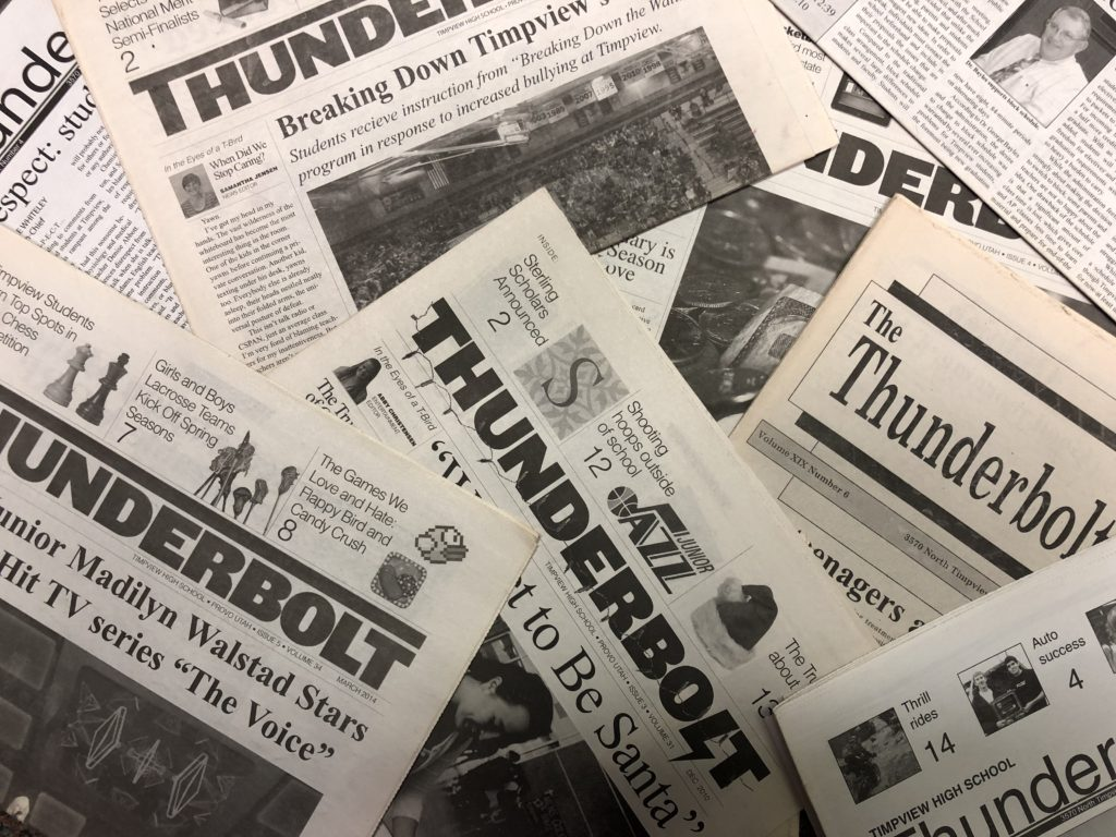Student Journalism: Why does it matter?
