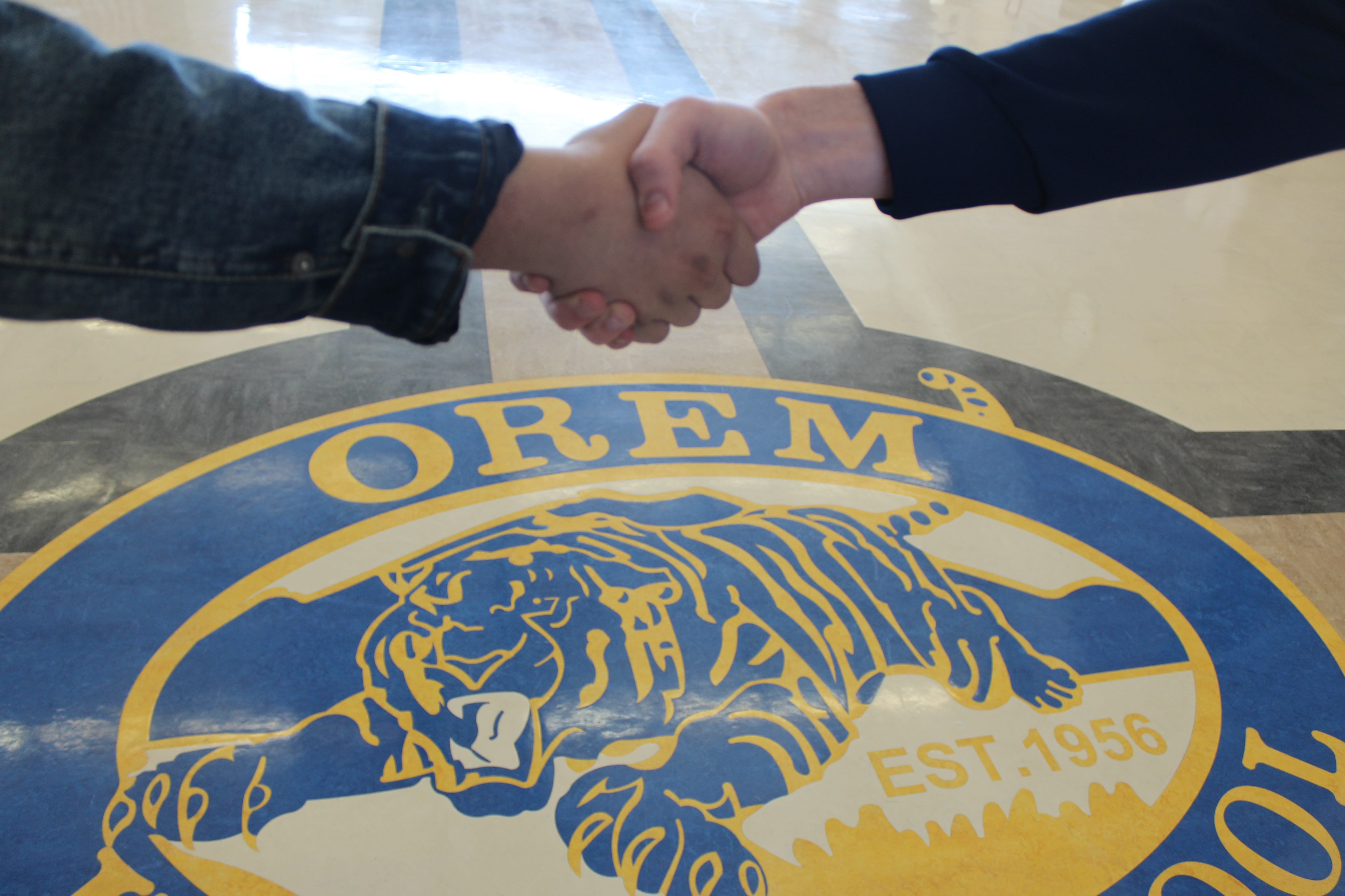 Timpview students infiltrate Orem High