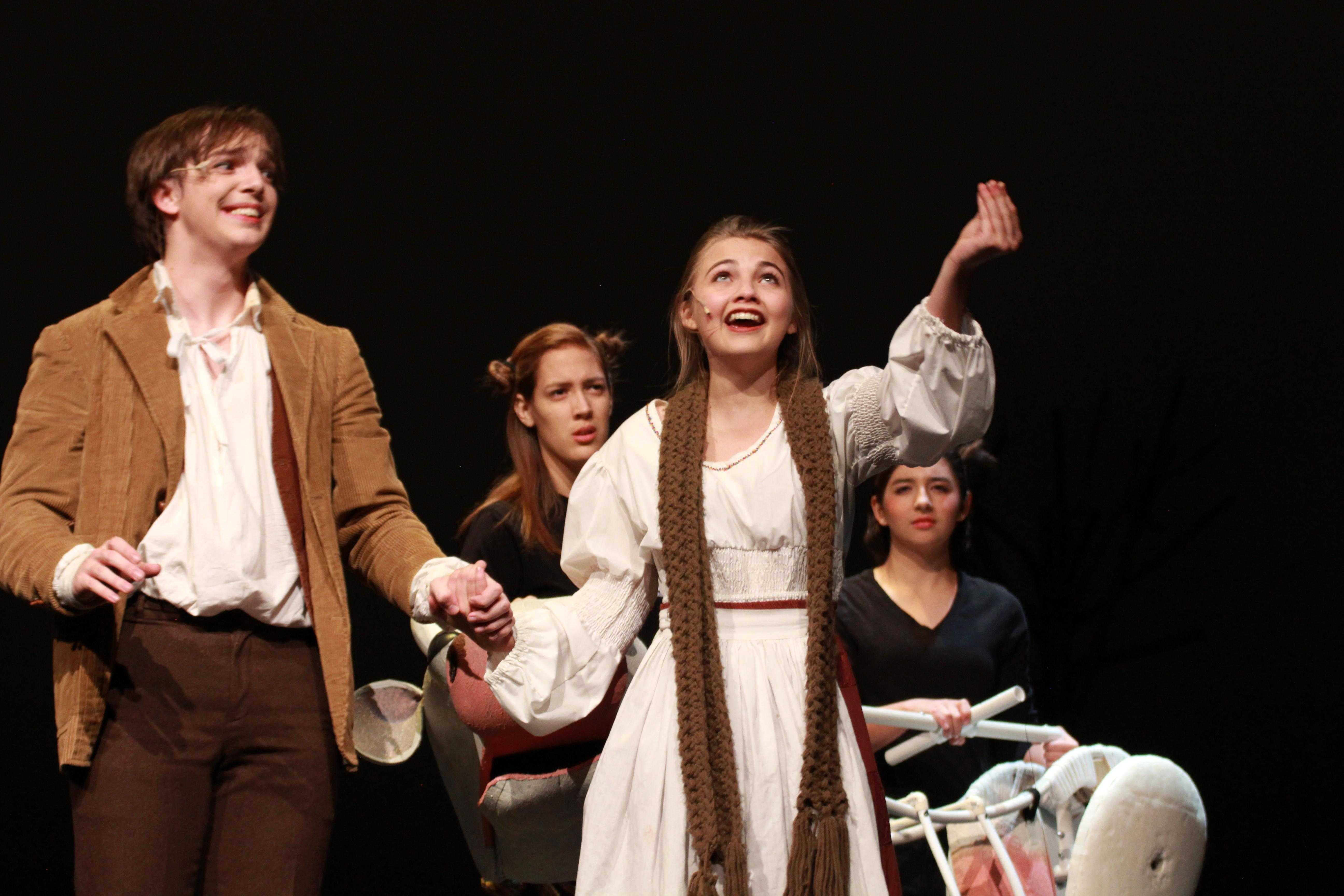 An outside look at Timpview's 'into the Woods'