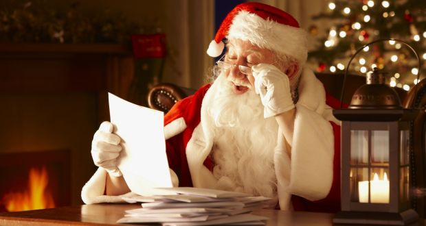 Timpview writes letters to Santa