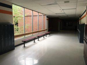 Plague-hollowed hallways