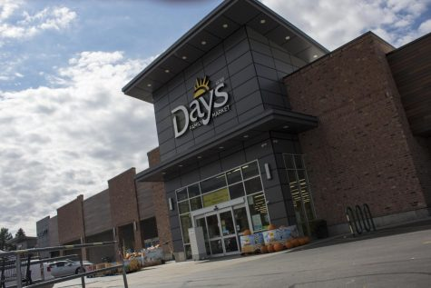 Taking whats not yours. The problem of shoplifting at Days